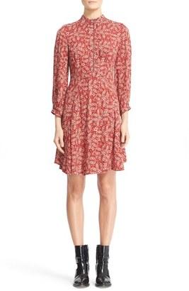 Women's Belstaff Orla Paisley Print Shirtdress $895 thestylecure.com