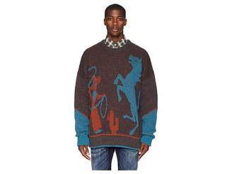 DSQUARED2 Cowboy Sweater