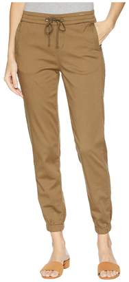 UNIONBAY Erica Soft Stretch Sateen Jogger Women's Casual Pants