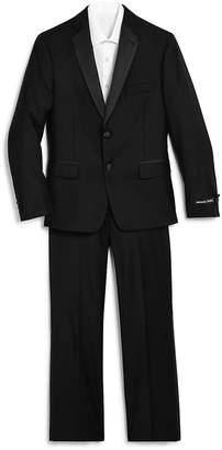 Michael Kors Boys' Tuxedo Jacket & Pants Set