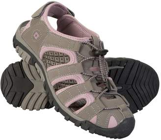 Warehouse Mountain Trek Womens Shandal Beach Shoes -Summer Shoe Sandals