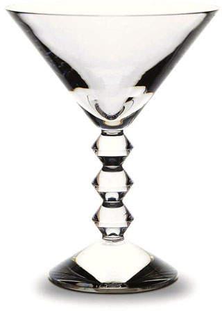 BaccaratBaccarat Vega Clear Martini Glass