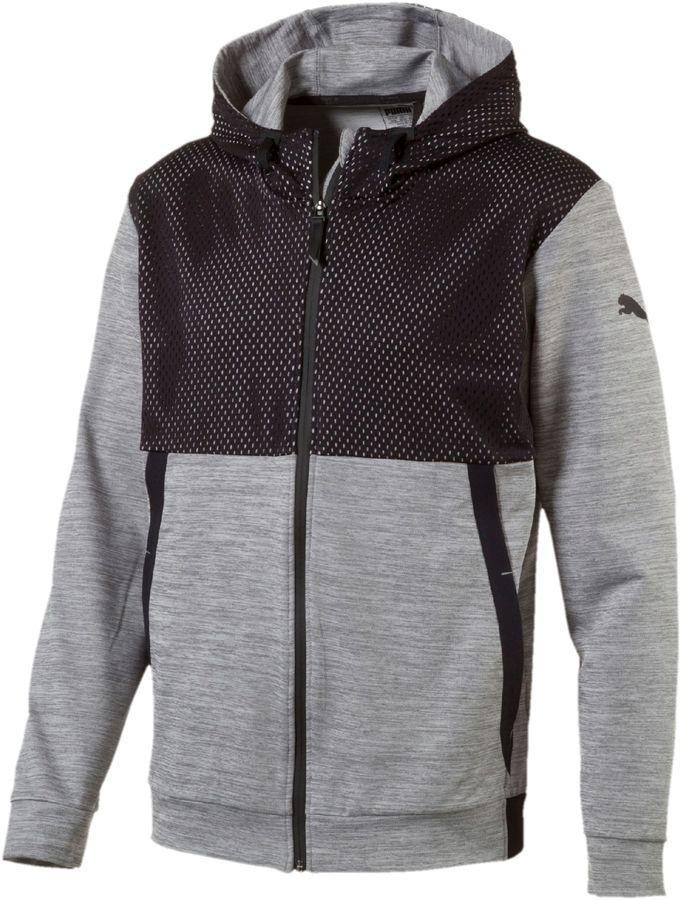 Tech Full-Zip Fleece Hoodie