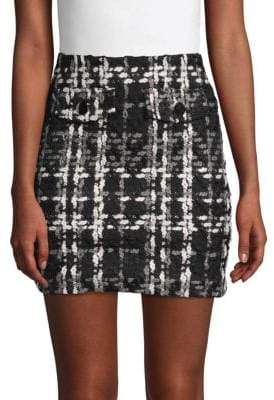 Layla Tweed Mini Skirt