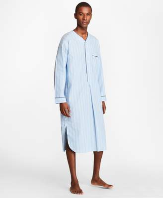 Brooks Brothers Multi-Stripe Nightshirt