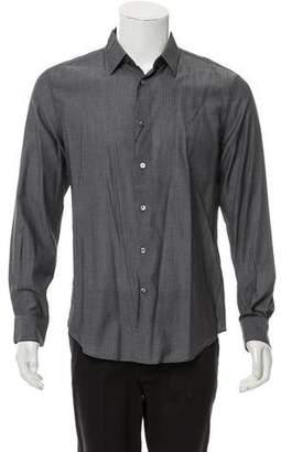 John Varvatos Long-Sleeve Button-Up Shirt w/ Tags