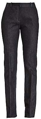 Carolina Herrera Women's Straight-Leg Denim Pants
