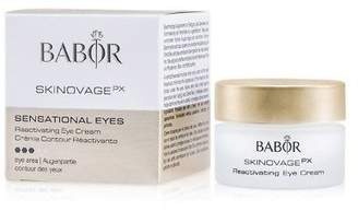 Babor NEW Skinovage PX Sensational Eyes Reactivating Eye Cream 15ml Womens Skin