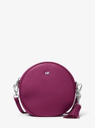 MICHAEL Michael Kors Pebbled Leather Canteen Crossbody Bag