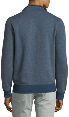Loro Piana Roadster 1/4-Zip Cashmere Sweater