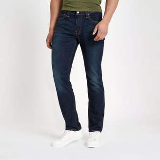 Levi's dark blue 511 slim fit jeans