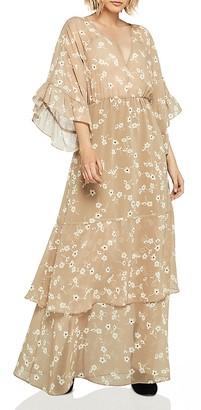 BCBGeneration Kimono Sleeve Dress $168 thestylecure.com