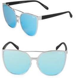 Quay Sorority Princess 64MM Oversized Sunglasses