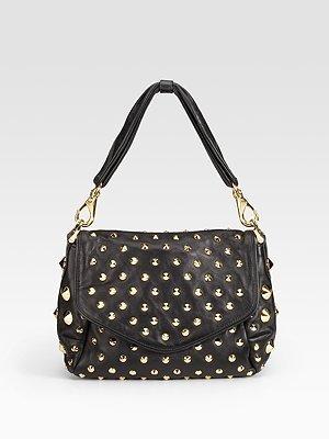 Be & D Garbo Portfolio Shoulder Bag