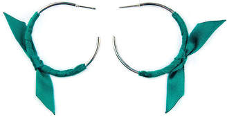 Arizona 37mm Hoop Earrings