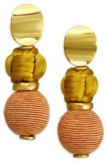 Lizzie Fortunato Comporta Cool Earrings