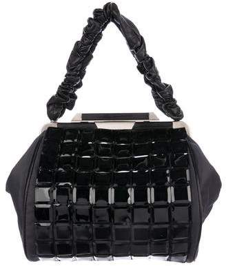 Marni PVC Frame Bag