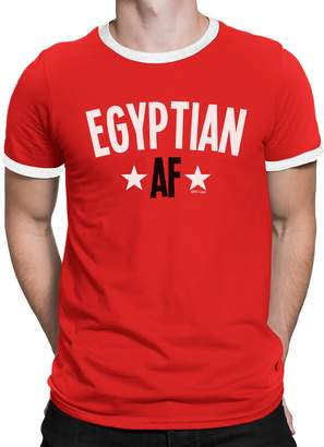 789602899 FC Liga EGYPTIAN AF Mens Egypt T-Shirt FOOTBALL World Cup 2018 Sports Top