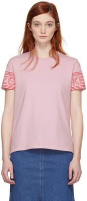 Kenzo Pink Sport Straight T-Shirt