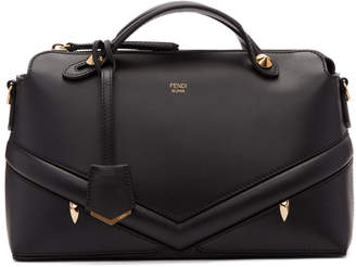 Fendi Black Medium Bag Bugs By The Way Bag