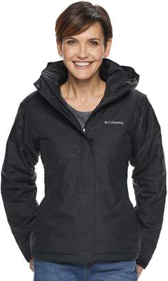 Columbia Women's Gotcha Groovin Hooded Snowboard Jacket