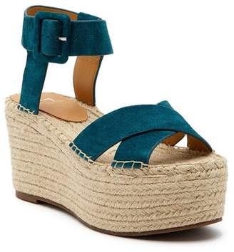 Marc Fisher Randall Platform Wedge Sandal