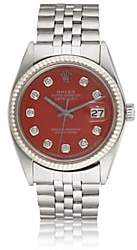 Rolex Vintage Watch Women's 1970 Oyster Perpetual Datejust Watch