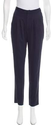 Katherine Kwei Woodley High-Rise Pants w/ Tags
