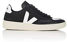 Veja Women's V-12 Mesh & Leather Sneakers - Black