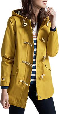 Seafolly Seasalt RAIN® Collection Long Jacket, Mustard