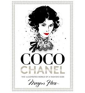 Chanel Hardie Grant Coco The Illustrated World Of A Fashion Icon