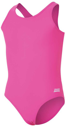 Zoggs Girls Cottesloe Sportsback One Piece Swimsuit