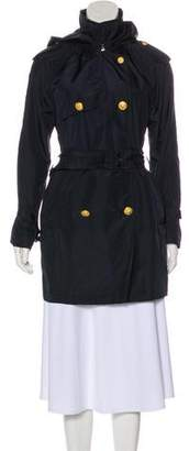 Band Of Outsiders Hooded Short Coat