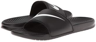 Nike Benassi Swoosh Slide Shoes