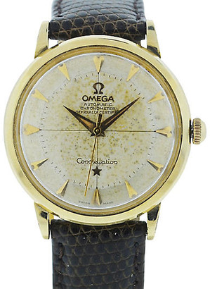 One Kings Lane Vintage Omega Constellation Chronometer Watch - BRP Luxury/OKL