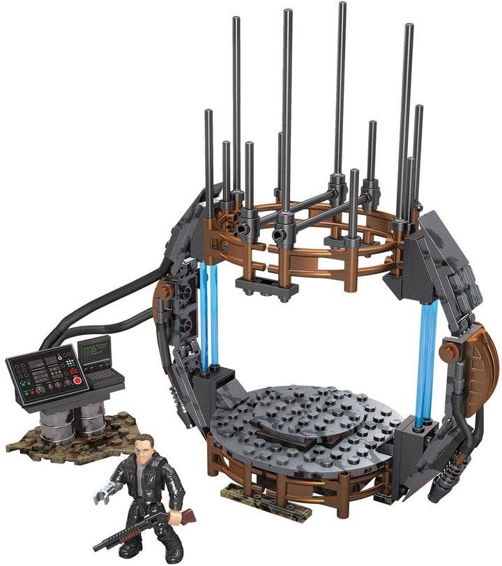 Mega Bloks Terminator Terminator Genisys Time Machine