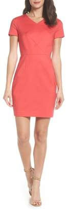 French Connection Glass Stretch Sheath Dress