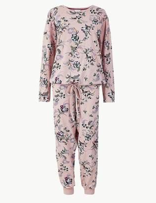 9d6ef7489 M&S CollectionMarks and Spencer Floral Pyjama Set