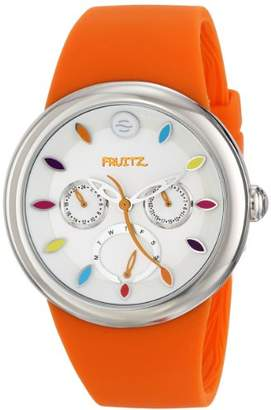 Philip Stein Teslar Fruitz by Unisex F43S-TF-O Stainless Steel Watch