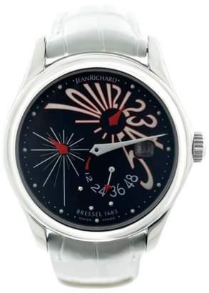 JeanRichard Daniel 1665 42 mm. Bressel Automatic 63112-11-60C Diamond Watch