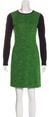 Tibi A-Line Mini Dress