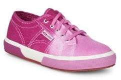Superga Girl's Colorblock Low-Top Sneakers
