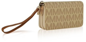 MKF Collection by Mia K Farrow MKF Collection Kirbi M Embossed Designer Wallet by Mia K Farrow