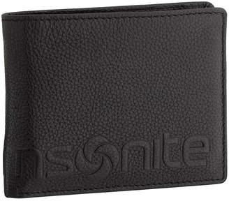 Samsonite Rfid Credit Card Billfold