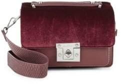 Sam Edelman Gessica Velvet Crossbody Bag