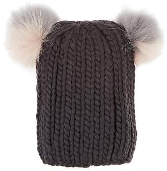 Eugenia Kim Women's Mimi Chunky Rib-Knit Wool Beanie