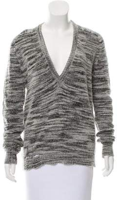Raquel Allegra V-Neck Pullover Sweater