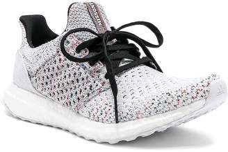 Missoni Adidas By adidas by Ultraboost Clima Sneaker in White & Red | FWRD