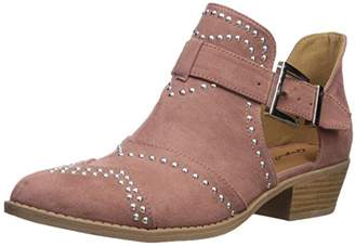 Qupid Women's SOCHI-123 Ankle Boot