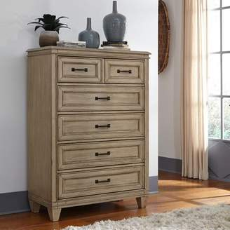 Laurèl Foundry Modern Farmhouse Holsworthy Traditional 5 Drawer Chest